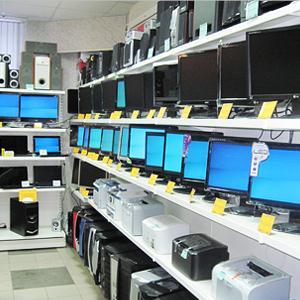 Компьютерные магазины Павино