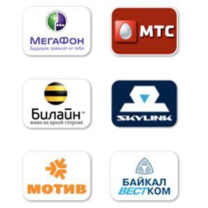 Операторы сотовой связи Павино
