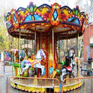 Парки культуры и отдыха Павино