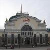 Железнодорожные вокзалы в Павино