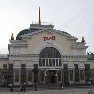 Железнодорожные вокзалы Павино